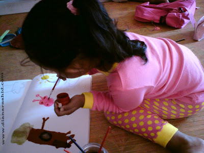 MAISARA::baju merah jambu