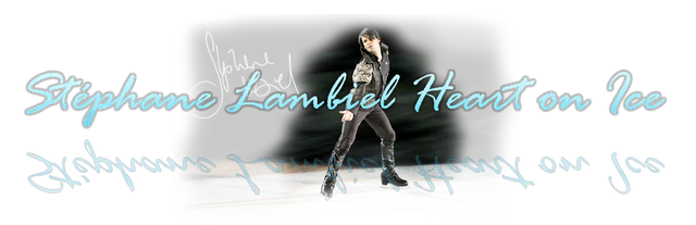 Stéphane Lambiel Heart on Ice