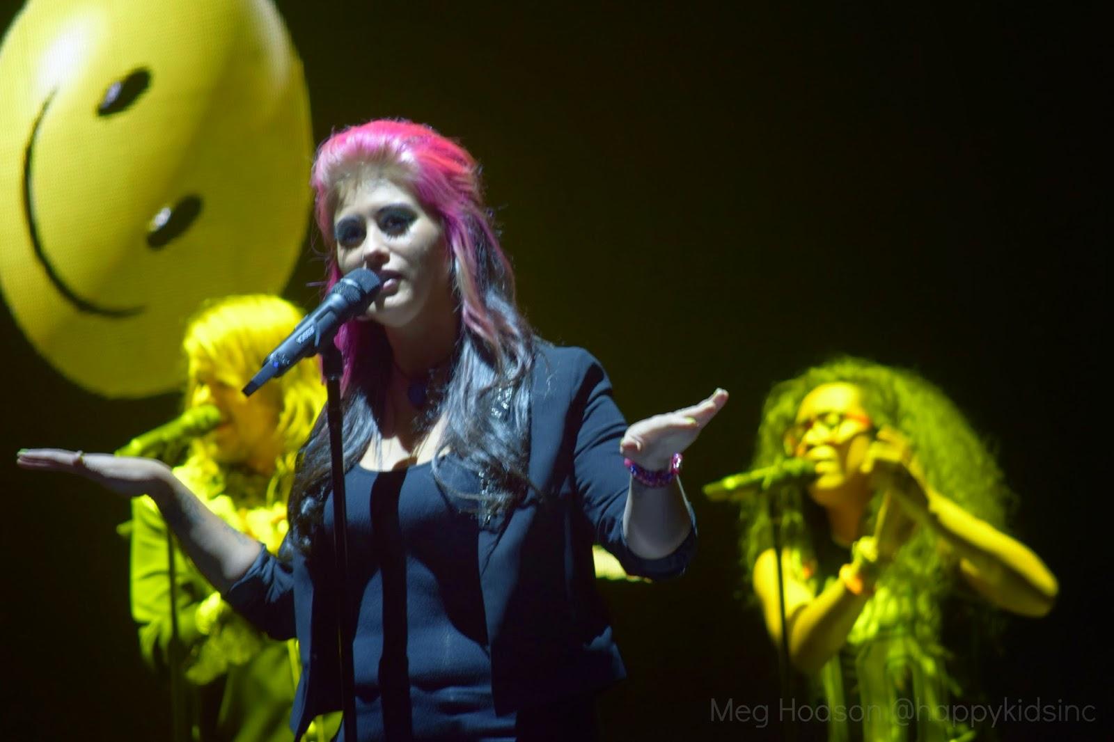 American Idol Tour IdolTweethearts Jess Meuse