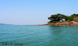 India Travel Beaches and Lakes in Orissa