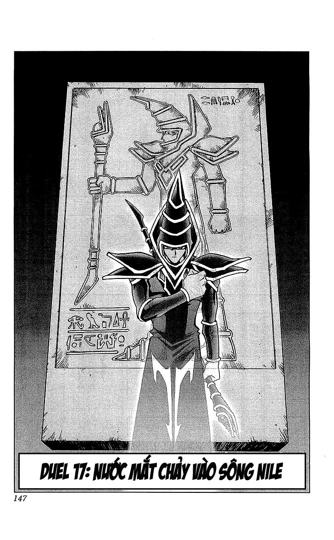 YuGi Oh – Vua Trò Chơi chap 295 Trang 1