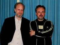 Skærtorsdag med Tommy Heisz og Peter H. Olesen. 13. april 2017