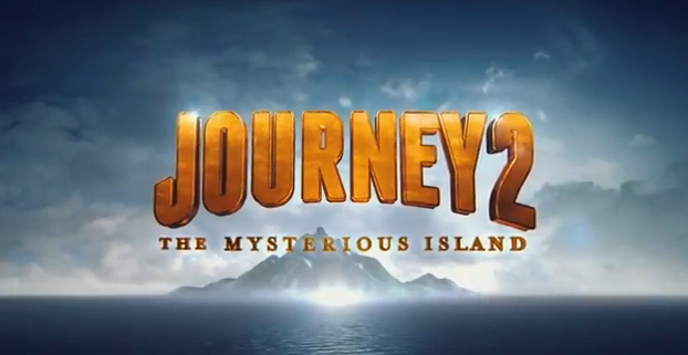 Journey 2 The Mysterious Island 2012 adventure 3-D family film title sequel to journey to the center of the earth