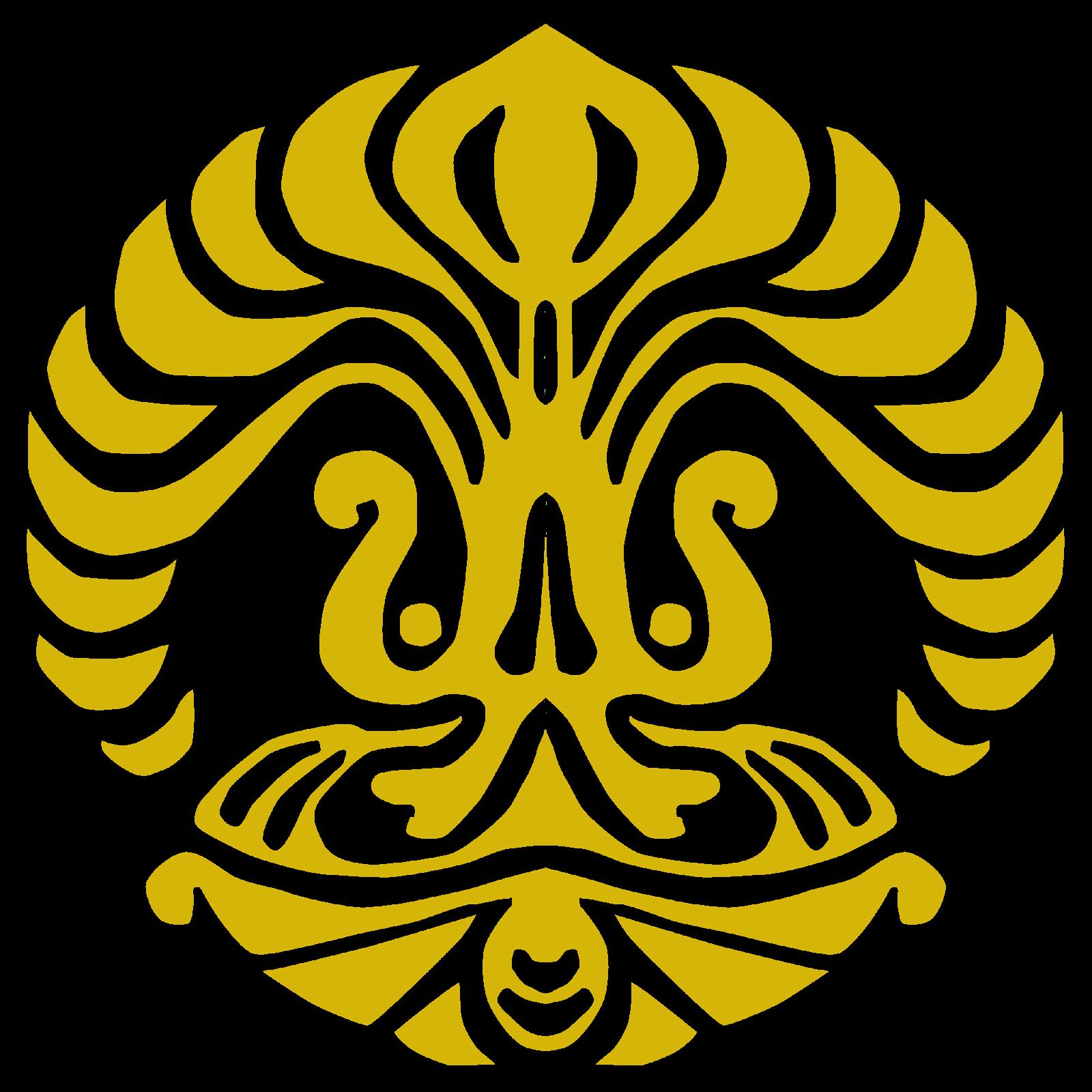 logo universitas indonesia gambar logo
