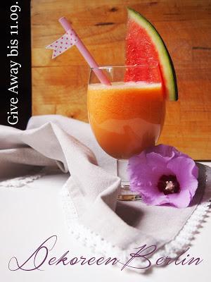Fruchtiges Giveaway bei Doreen