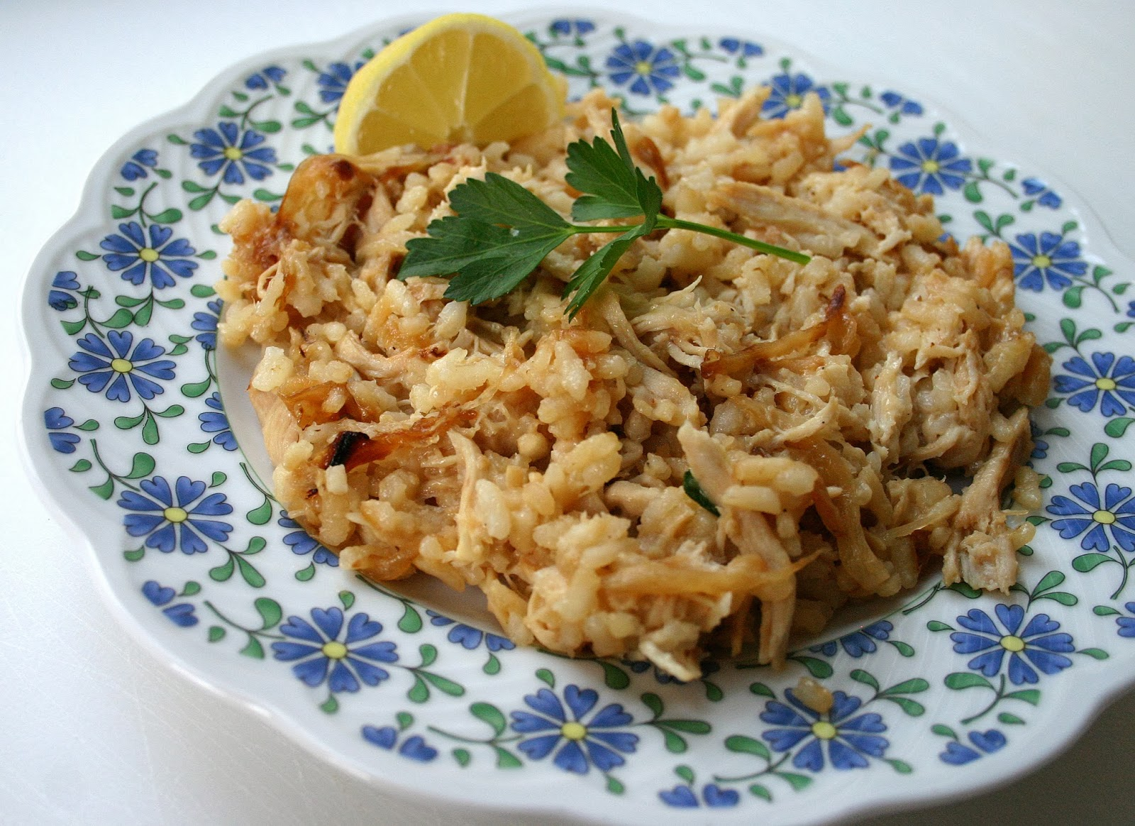 ... It and Make It with Beth: Easy Chicken Risotto with Caramelized Onions