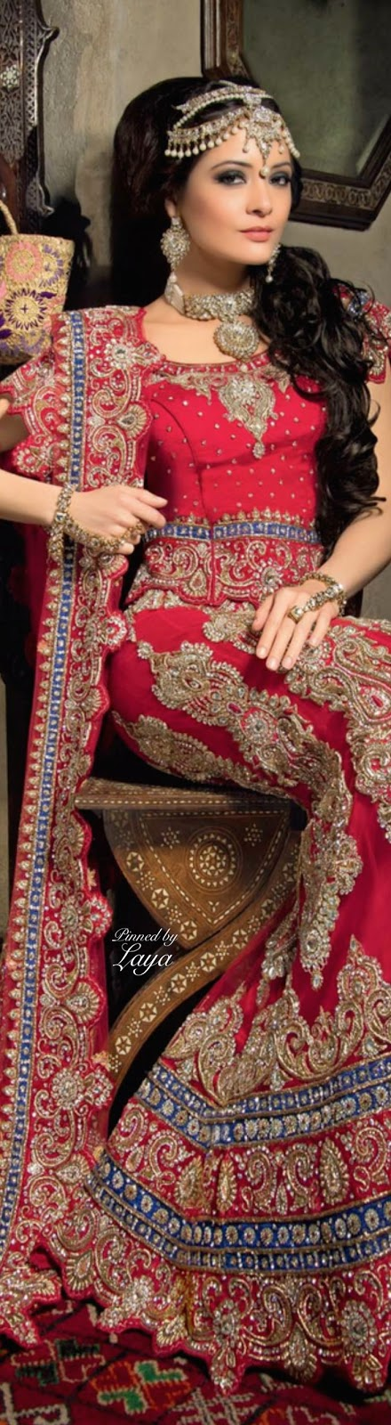 Bridal Lehga Design 2015