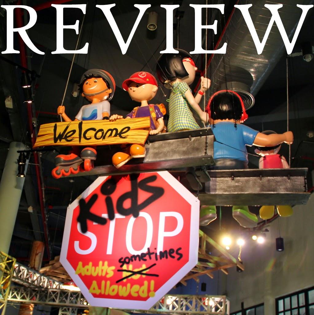 NEW: KidsSTOP