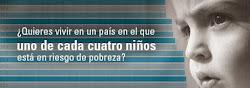 Millones de niñxs pasando hambre en España