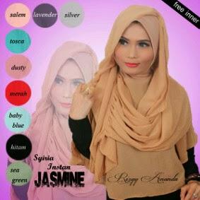 Grosir Jilbab Cantik Terlaris 7
