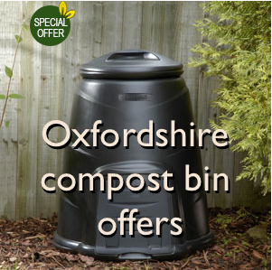 Oxfordshire compost bin offers