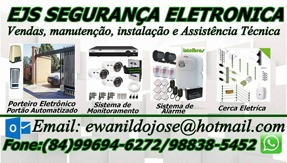 EJS Segurança Eletrônica