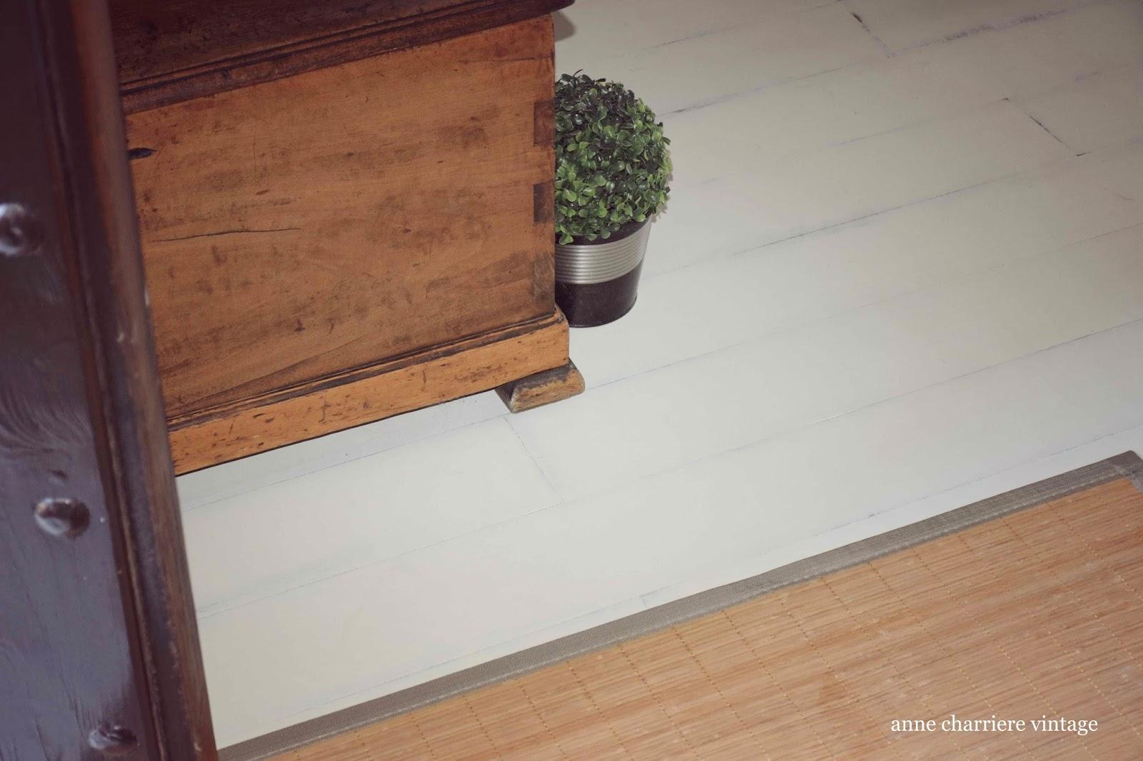 www.annecharriere.com, anne charriere vintage, pintar suelo madera,