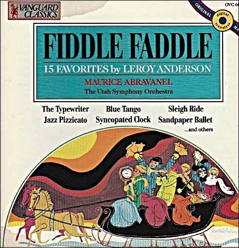 Fiddle faddle