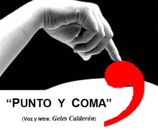 """""""PUNTO Y COMA"""""""