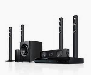 Sistem Speaker Audio Rumah