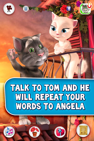 Download Tom Loves Angela 1.0.1 for iPhone