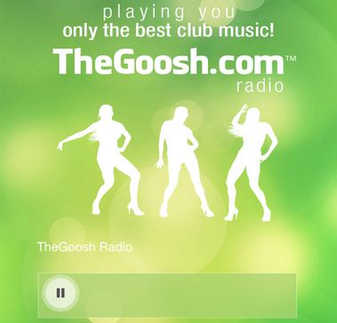 App of the Month - The Goosh Radio