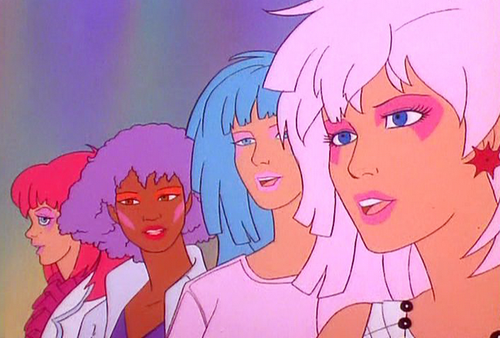 Un che vale jem and the hologram makeup by sephora