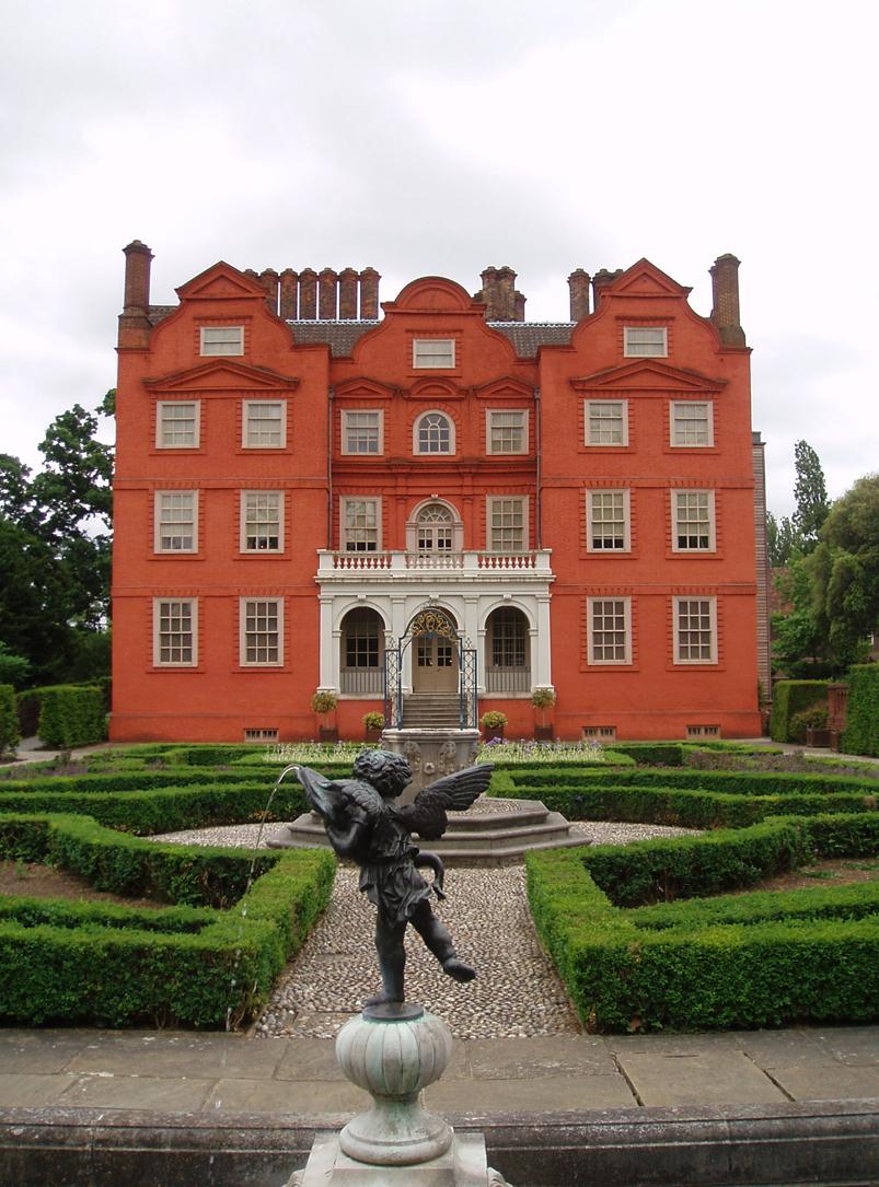 Vilt og vakkert: Kew Gardens staselig arkitektur