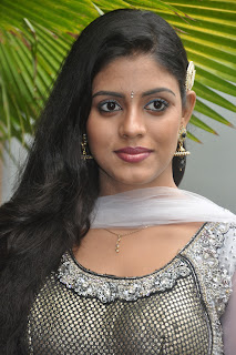 Iniya Spotted at Annakodiyum Kodiveeranum Press meet Spicy Choli