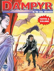 Dampyr n. 100 - Il re del mondo - Sergio Bonelli Editore