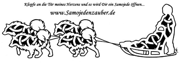 Samojedenzauber Homepage: