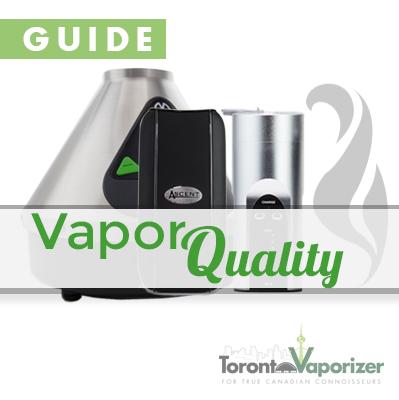 Vapor Quality Guide