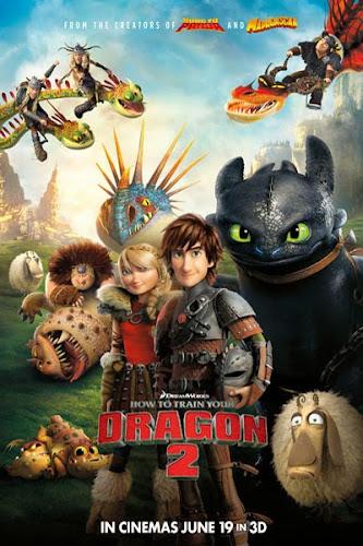 How To Train Your Dragon 2 (BRRip HD Español Latino) (2014)