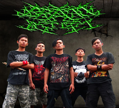 Brain To Kill Band Slamming Guttural Limbangan - Garut foto personil logo artwork wallpaper