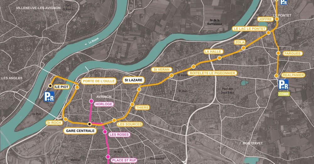 Future Trams Of Avignon Oil Free Transportation Amp More