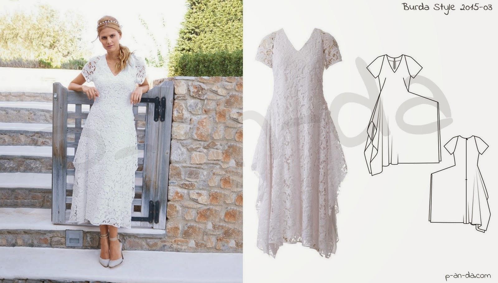 Coser tu propio vestido de novia
