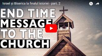 Aurel Gheorghe 🔴 Israel și Biserica la finalul istoriei (2)