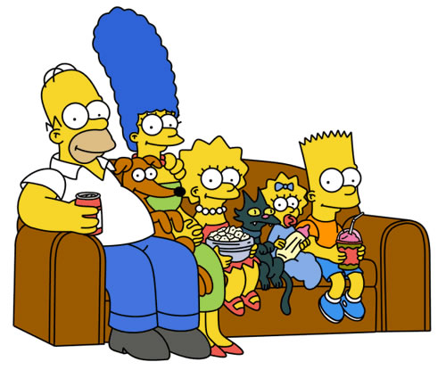 is the simpsons the perfect family essay