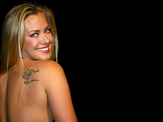 Kristanna Loken hot Wallpapers
