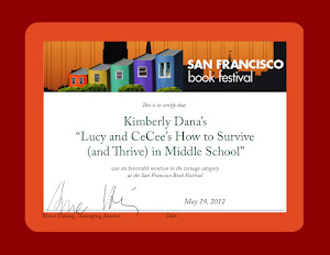 Honorable Mention at San Francisco Festival of Books
