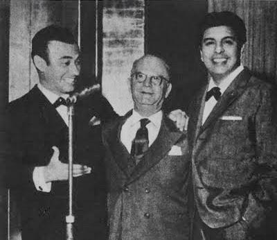 Carlos Acuña, Bachicha Carlos Acuña y Argentino Ledesma