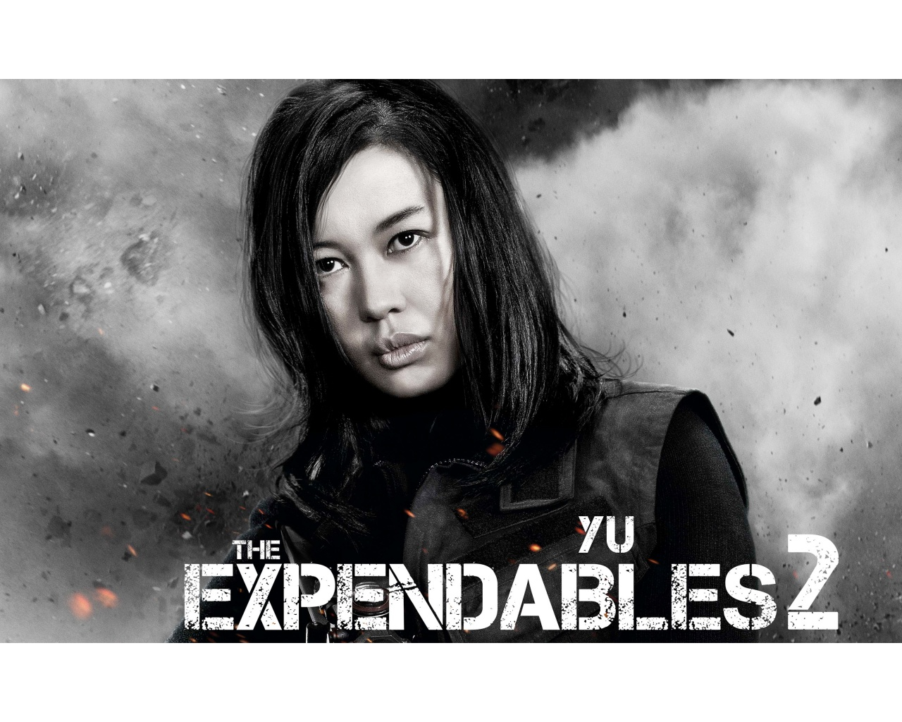 yu nan in the expendables 2 wallpapers (51 wallpapers) – art wallpapers