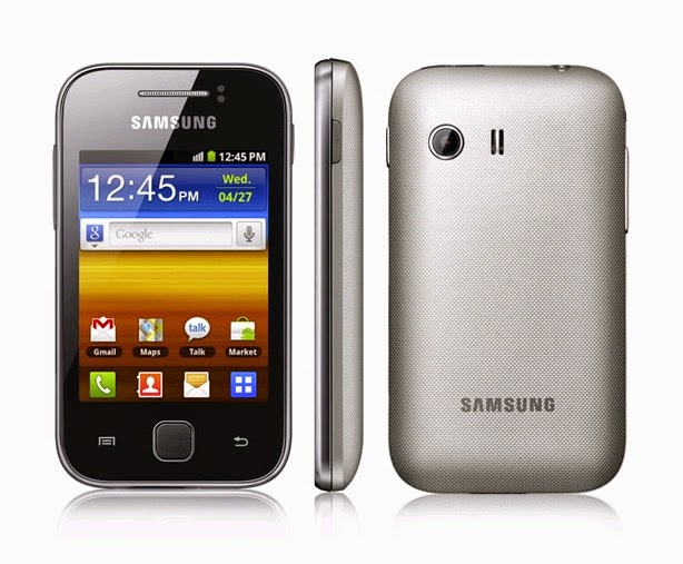Samsung Galaxy Y CDMA, Android murah ala Esia dan Smartfren