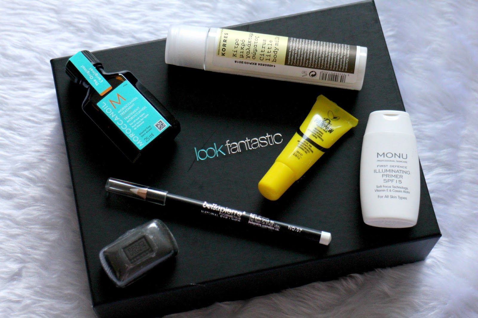 The Look Fantastic Beauty Box (February 2015)