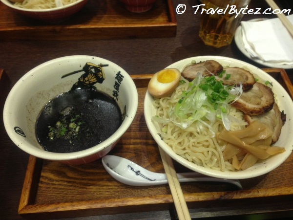 Menya Musashi Ramen (麺屋武蔵)  at The Star Vista