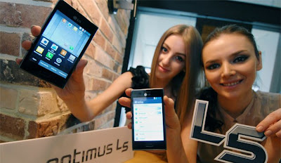 hands on launch release available lg optimus l5