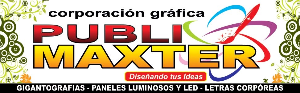 PUBLIMAXTER (Corporación Gráfica)