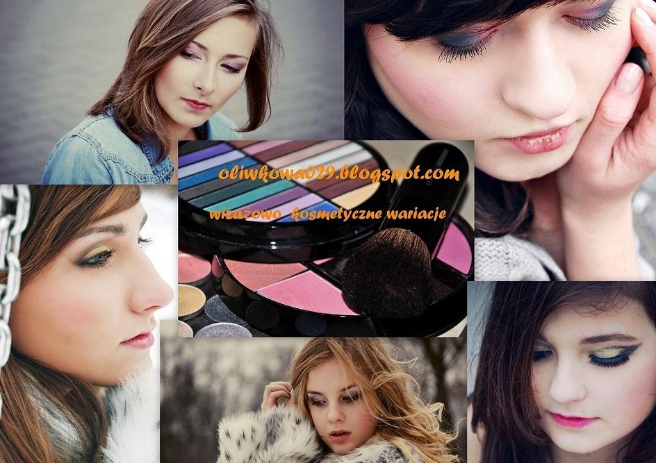 Wizażowo kosmetyczne wariacje