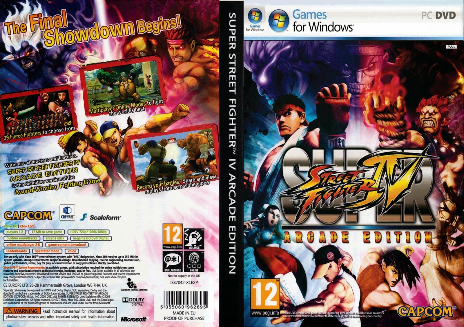 Super street fighter iv arcade edition nude  hentai scene