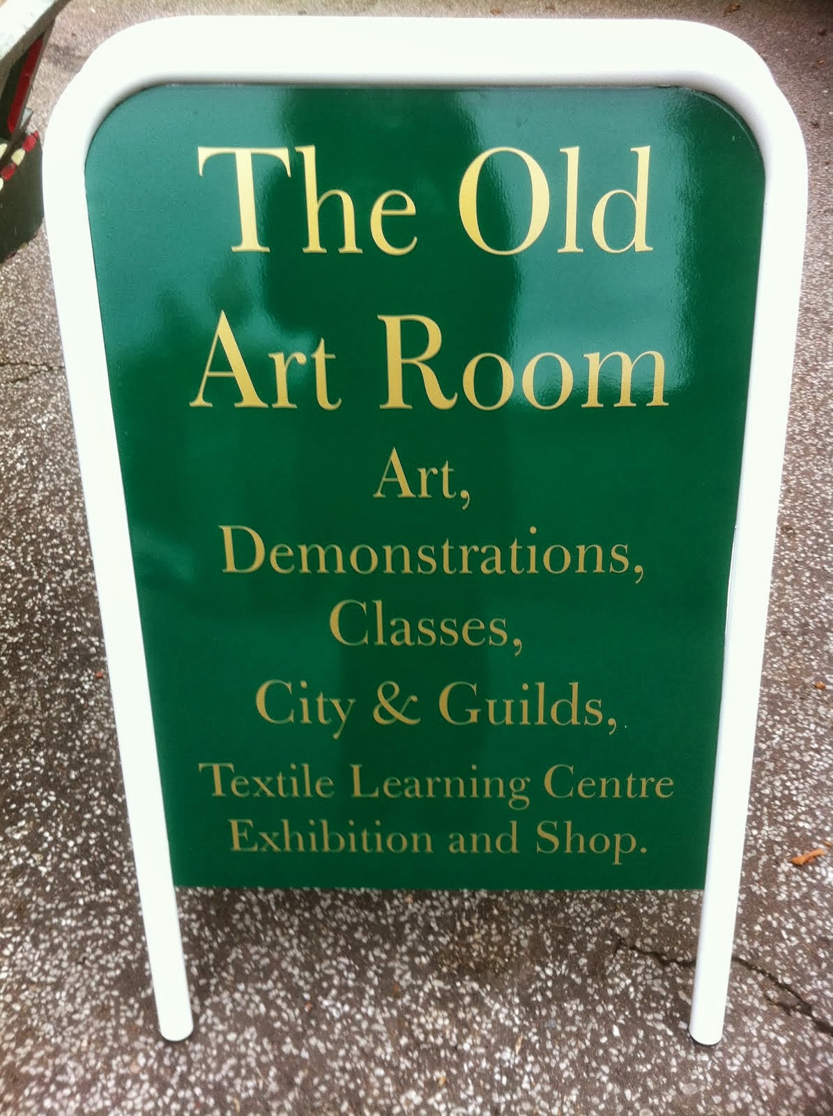 The Old Art Room