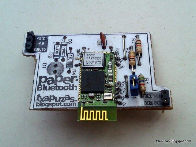 Circuito Bluetooth Casero : Circuito bluetooth casero arduino hc jy mcu