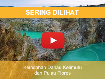Wonderful Indonesia: Danau Kelimutu dan Pulau Flores