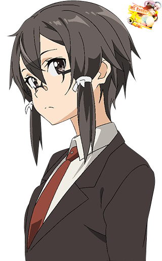 Tags: Anime, Render,  Asada Shino,  Sword Art Online, PNG, Image, Picture