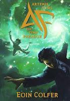 bookcover of TIME PARADOX  (Artemis Fowl # 6) Eoin Colfer